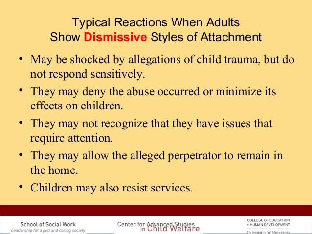how does early childhood attachment affect child development Us department of health and human services infant attachment: what we know now the early childhood what processes affect the development of attachment.