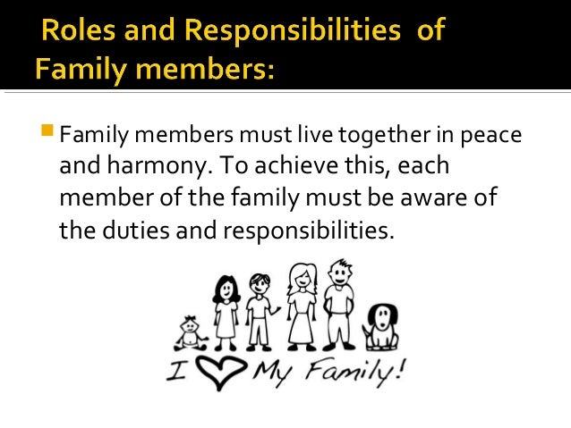 family role The family systems dynamics research shows that within the family system, children adopt certain roles according to their family dynamics some of these roles are more passive, some are more aggressive, because in the competition for attention and validation within a family system the children must adopt different types of behaviors in order to.