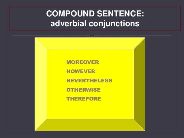 Compound Sentences – Writing Methods & Examples