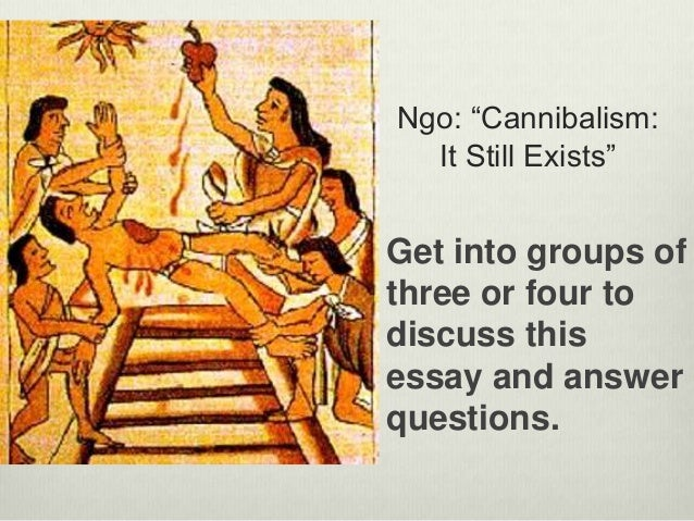 thesis paper cannabilism For explaining a concept 2 discussion, you are going to write on your own explaining a concept essaythe one you are planning and drafting now.