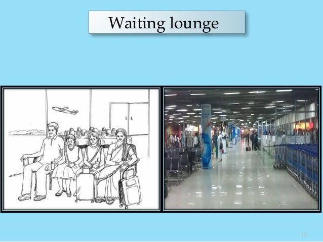 Waiting lounge 12