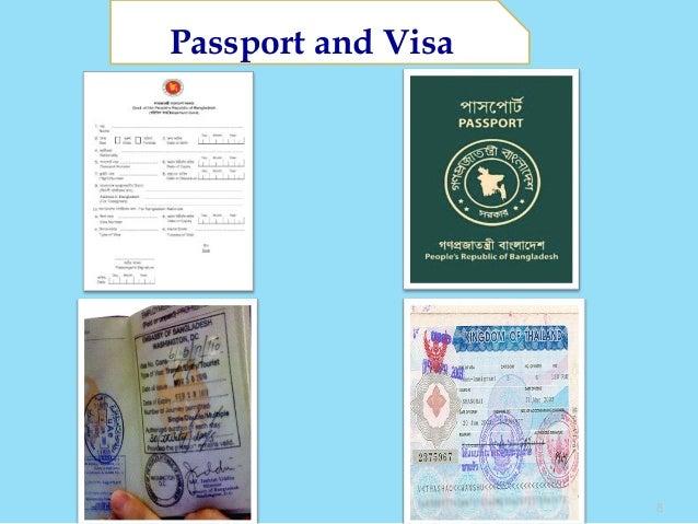 Passport and Visa 8