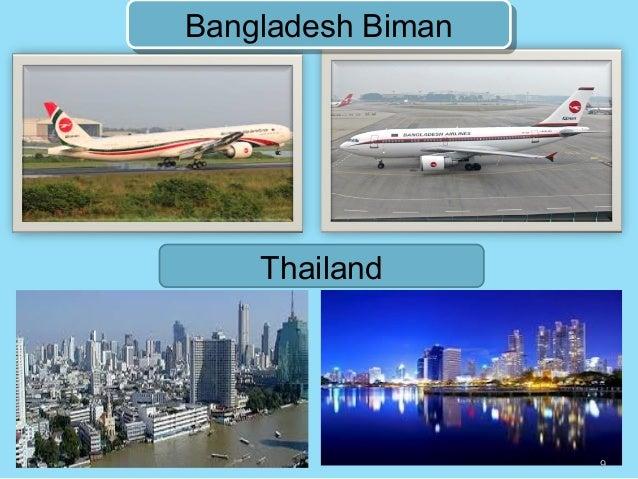Bangladesh BimanBangladesh Biman Thailand 9