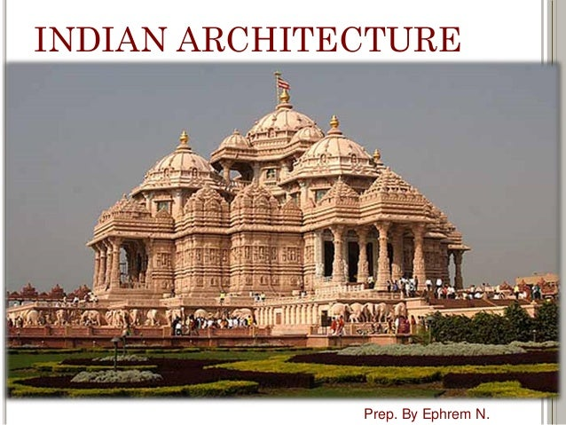 history of indian architecture