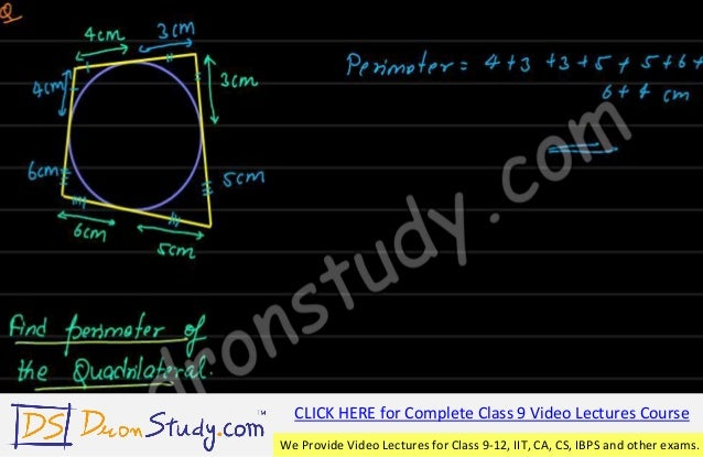 CLICK HERE for Complete Class 9 Video Lectures Course We Provide Video Lectures for Class 9-12, IIT, CA, CS, IBPS and othe...