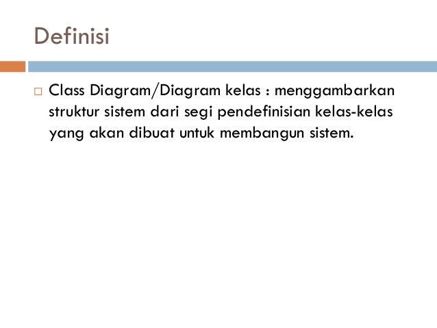 Class diagram 2 definisi class diagramdiagram kelas ccuart Images