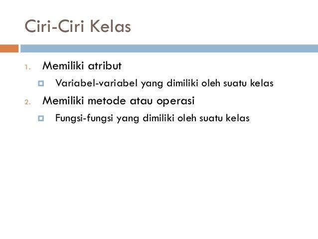 Class diagram 3 ciri ciri kelas ccuart Images