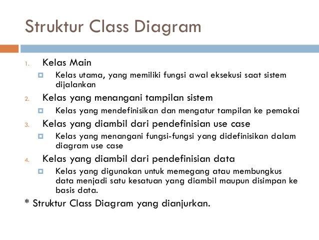 Class diagram memiliki metode atau operasi fungsi fungsi yang dimiliki oleh suatu kelas 4 struktur class diagram ccuart Images