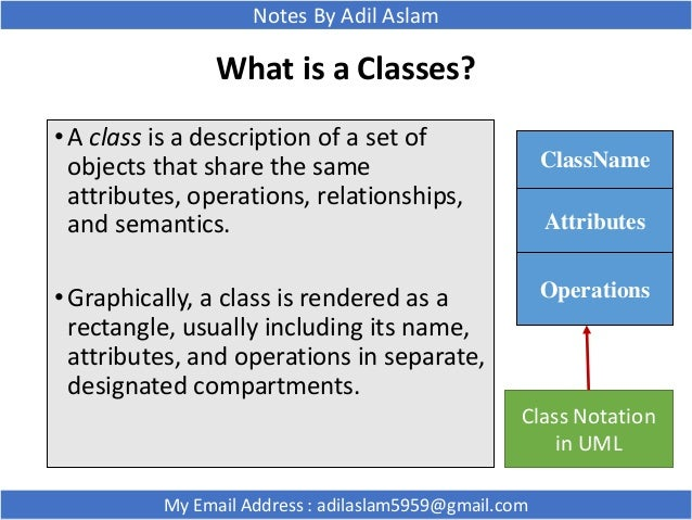 Class diagram in uml 8 what is a classes ccuart Choice Image