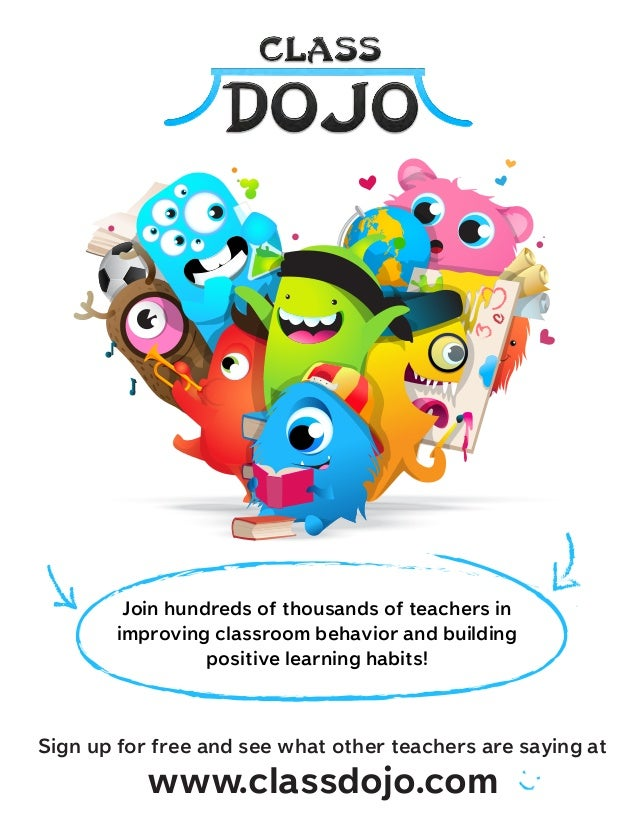 Class Dojo Poster