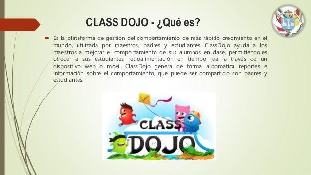 Class Dojo grupo Amauta  - Jorge Huayta Slide 2