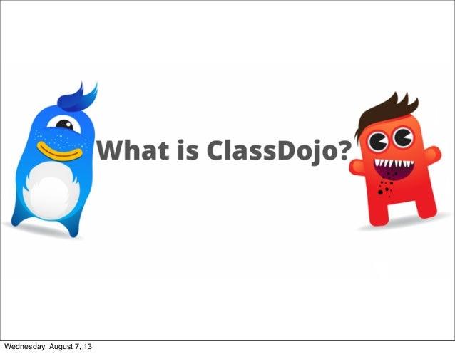 Class dojo presentation Slide 2