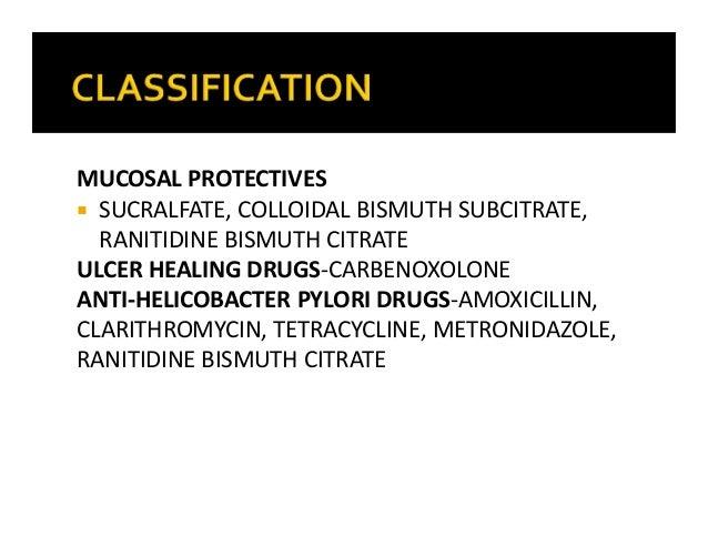 Ranitidine Sucralfate Combination