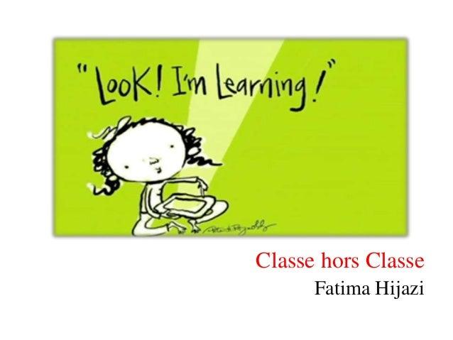 Classe hors Classe Fatima Hijazi