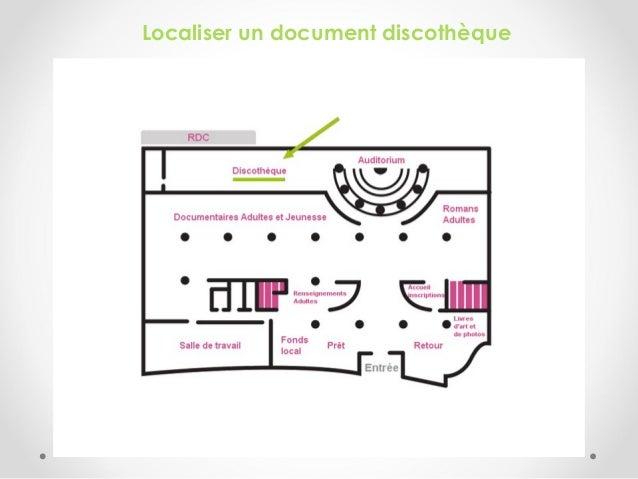Localiser un document discothèque