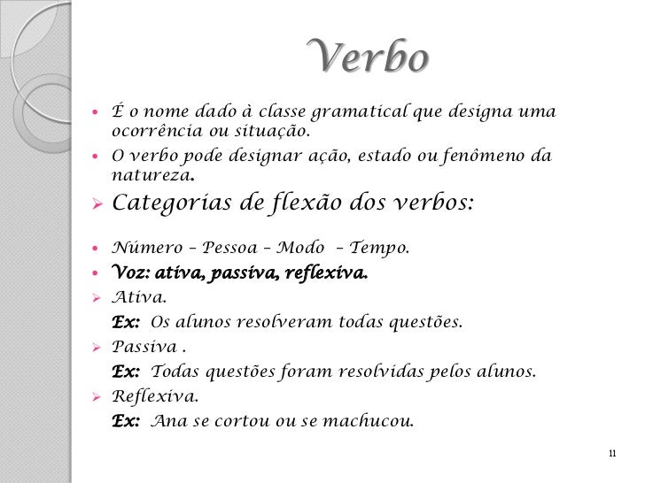 Advérbio Palavra variável que indica circunstâncias  ocorrentes através de uma ação verbal. As classificações empregam-s...
