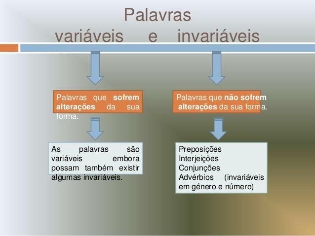 Classes palavras Slide 3