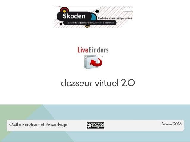 classeur virtuel