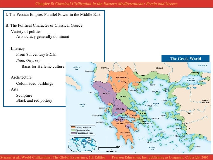 Compare and contrast essay greece and persia