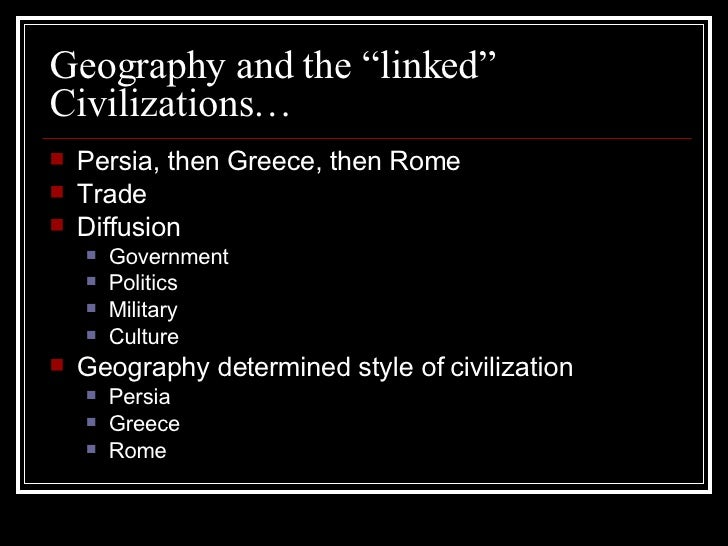 Compare greece and rome essay