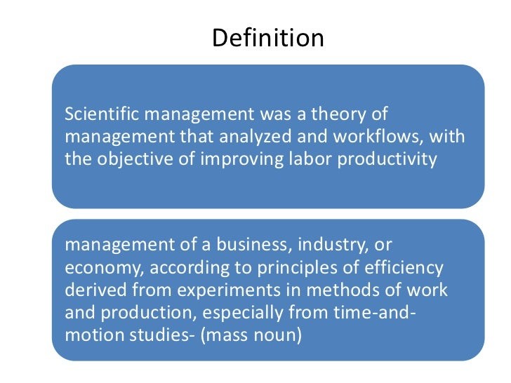 classical approach in management Even though several management theories have emerged since the development of classical management theory, many contemporary organizations rely on the classical management approach today with.