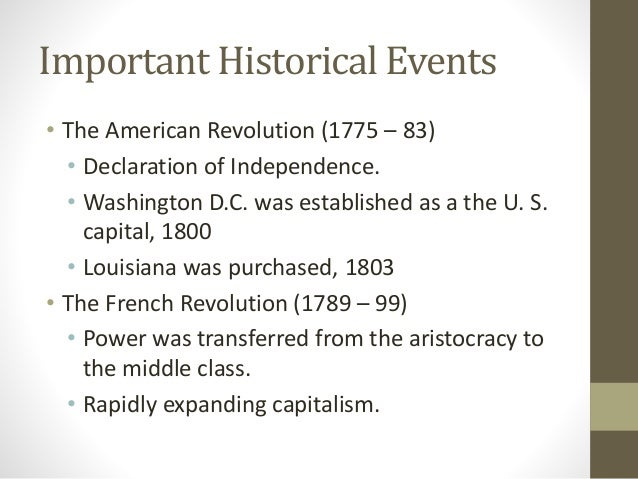 the events that occurred during the unfolding of the french revolution A short summary of history sparknotes's the french revolution even after calonne pleaded with them during the assembly of notables in 1787 french leaders interpreted the declaration as hostile.