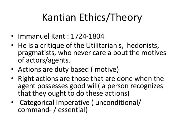 immanuel kants philosophy of universal law formation of the categorical imperative The categorical imperative is kant's formulation of the universal moral law it's a concept in immanuel kant's philosophy what is the categorical imperative.