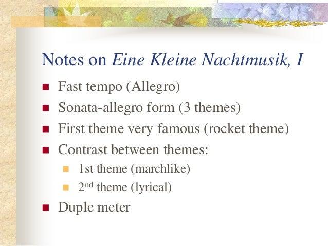 Classical Genres