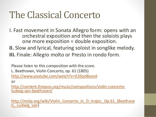 Classical Instrumental Chamber