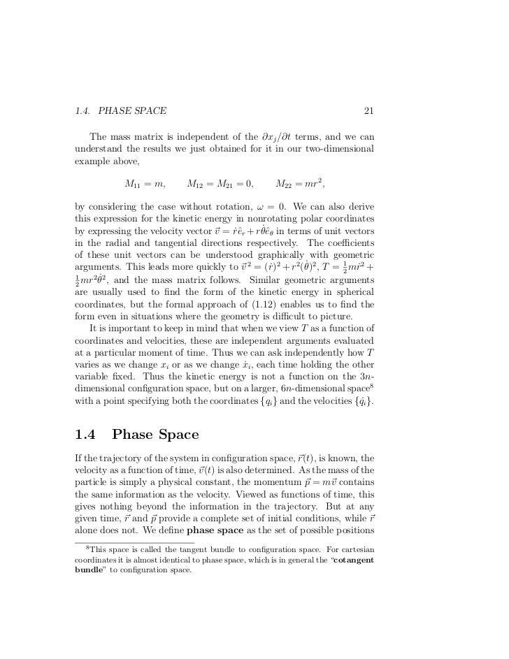 analytical mechanics solved problems pdf