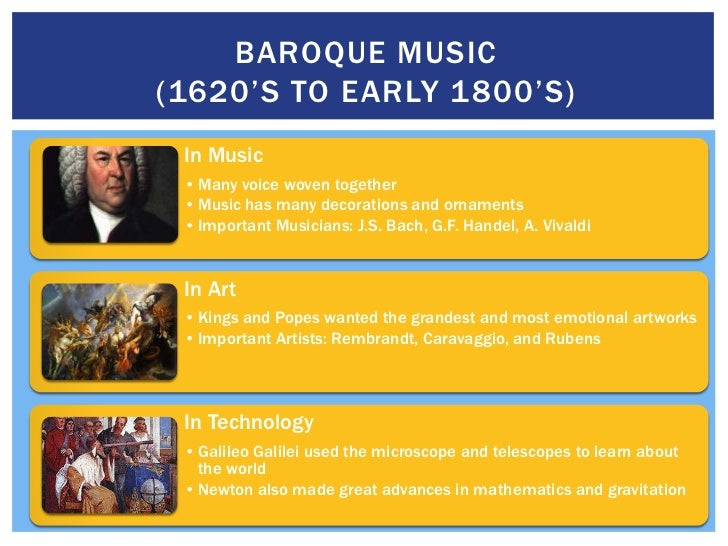 Classical music history