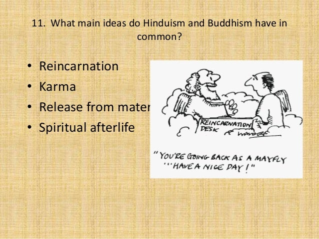 Classical religions condenced