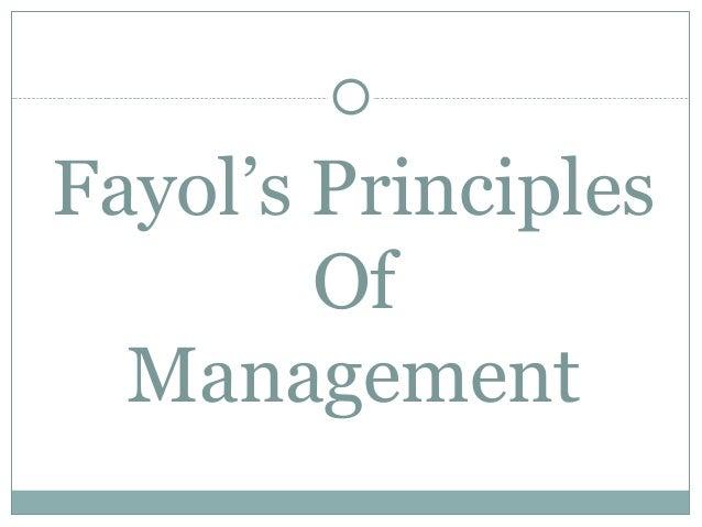 taylors principles His principles of management the four principles of management 1  f w taylor's contibution towards management author: guest last modified by: jai.