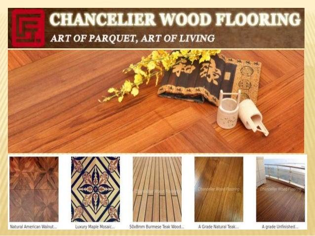 Classic and Elegant Herringbone Parquet Flooring