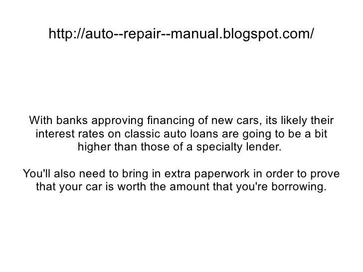 letter saying car loan application denied