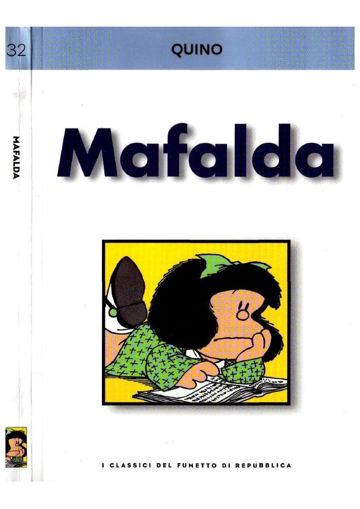 Classici del fumetto mafalda