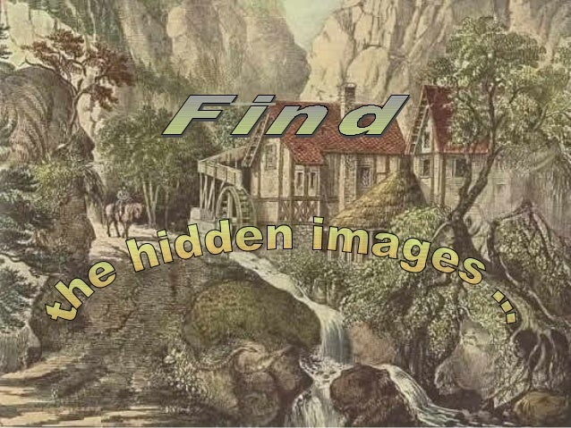 Look at this picture: what do you see?    Images nearby ... and far away