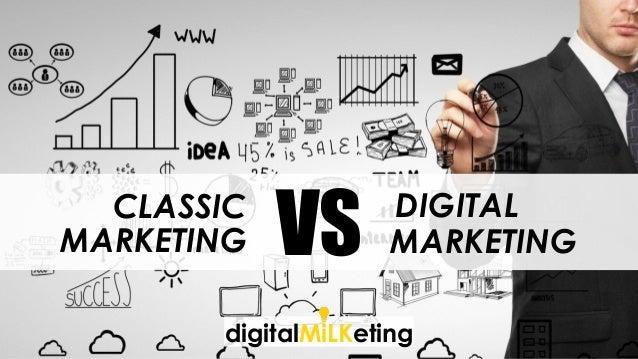 VSCLASSIC MARKETING DIGITAL MARKETING digitalMiLKeting