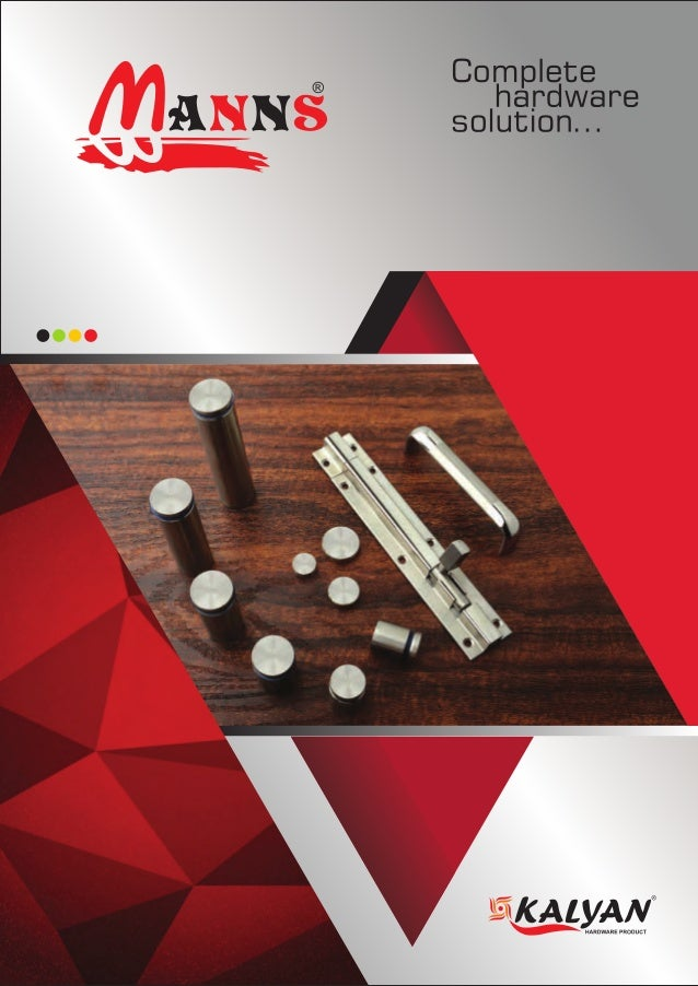 Stainless Steel Hardware & Fittings By Mann Enterprise, Rajkot