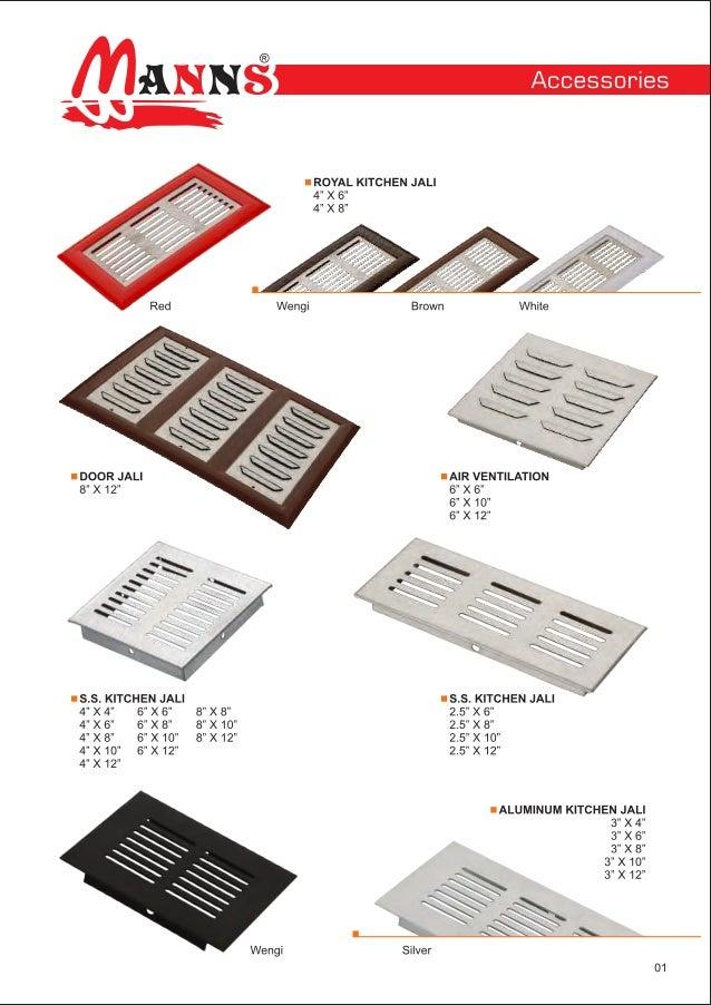 Stainless Steel Hardware & Fittings By Mann Enterprise, Rajkot Slide 2