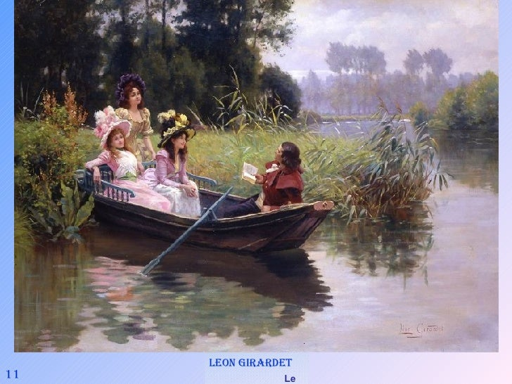 11 Leon Girardet   Le poet