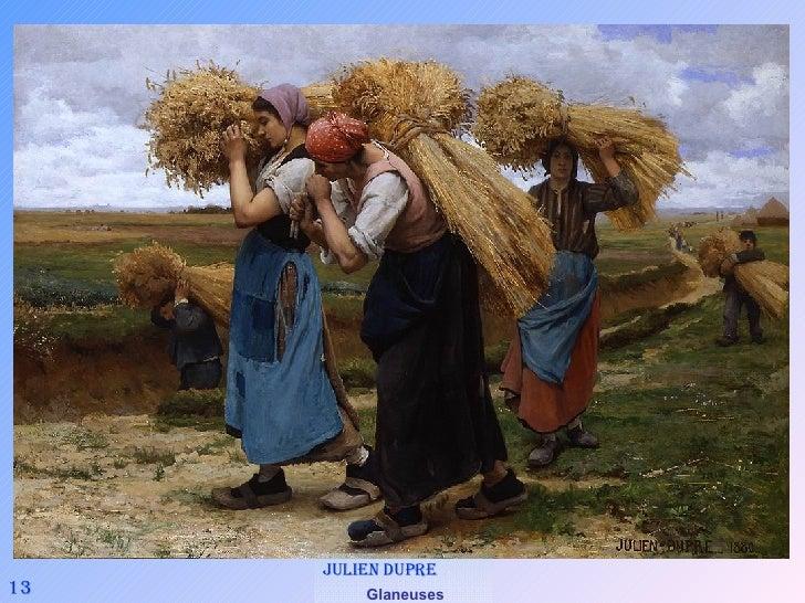 13 Julien Dupre   Glaneuses