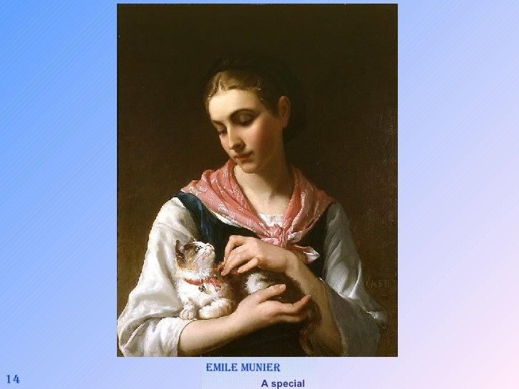 14 Emile Munier   A special moment
