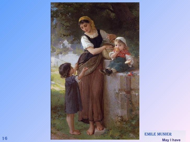 16 Emile Munier   May I have one too