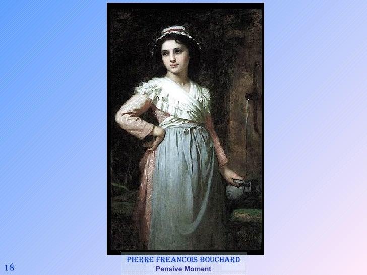 18 Pierre Freancois Bouchard   Pensive Moment