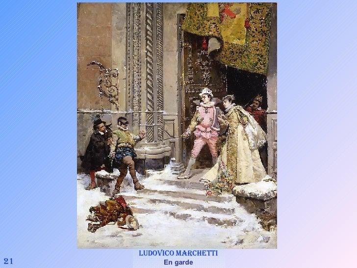 21 Ludovico Marchetti   En garde