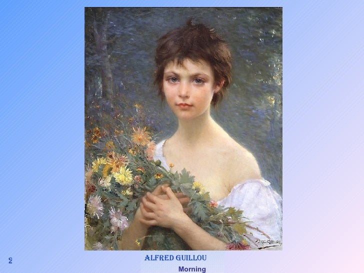 2 Alfred Guillou   Morning Bouquet
