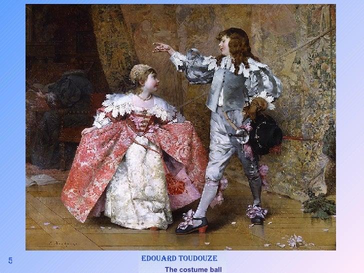 5 Edouard Toudouze   The costume ball