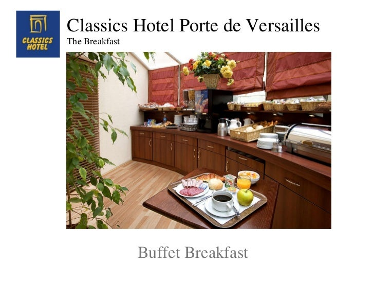Classics hotel english version - Classics hotel porte de versailles ...