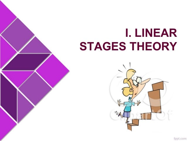 I. LINEAR STAGES THEORY